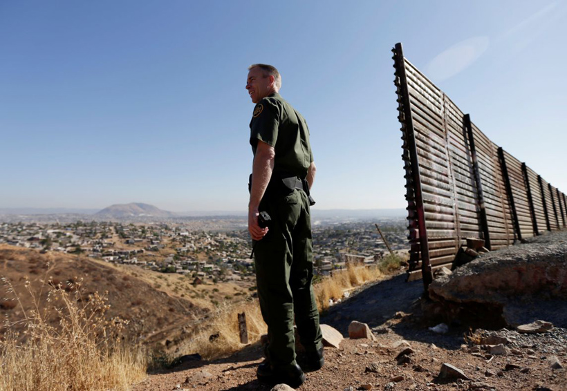 Legisladores condenan construcción de un muro entre México y EU | El Imparcial de Oaxaca