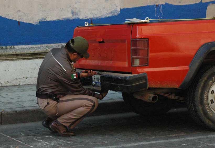 Buscan modificar la Ley de Tránsito para evitar las 'mordidas' de agentes en Oaxaca | El Imparcial de Oaxaca