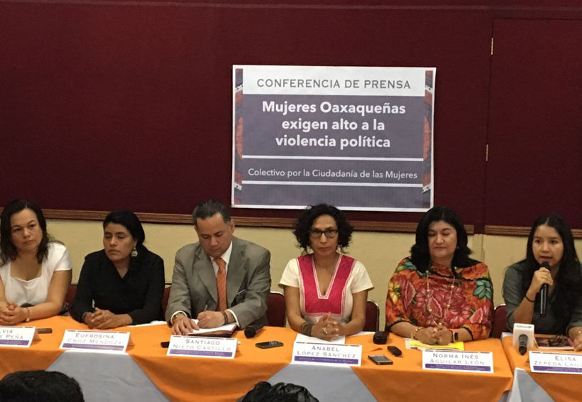 No hay herramientas legales que permitan atender a las mujeres en Oaxaca | El Imparcial de Oaxaca