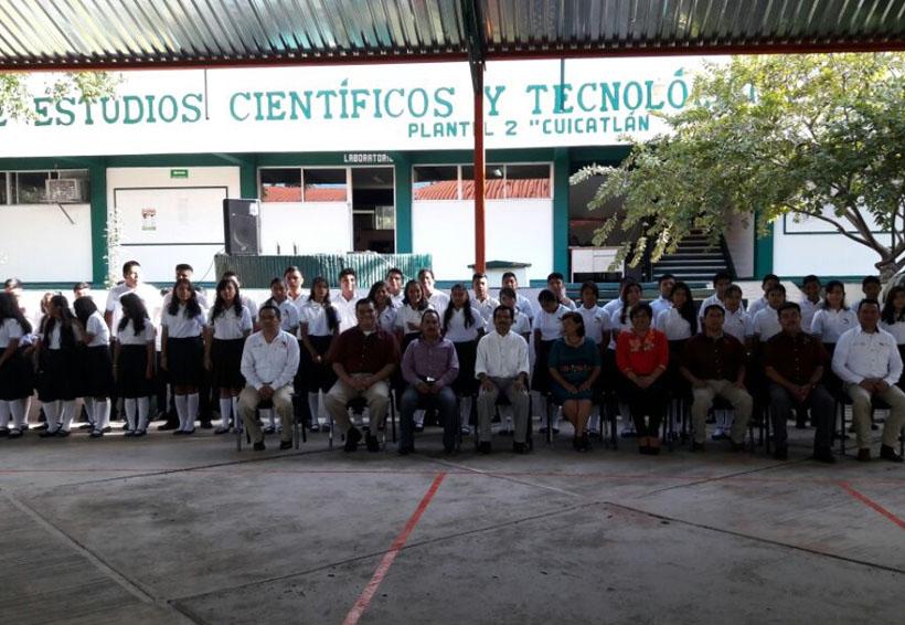 Inicia semestre en el CECytE 2 de Cuicatlán   El Imparcial de Oaxaca