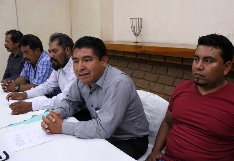Pide Chalcatongo intervención del Gobierno en conflicto agrario | El Imparcial de Oaxaca