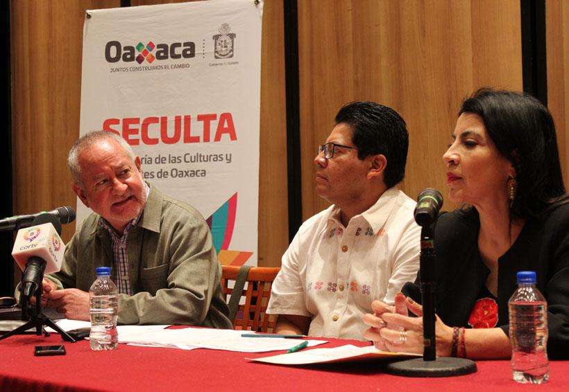 Una llamada deatención lo sucedidocon obras de Nieto: Seculta | El Imparcial de Oaxaca