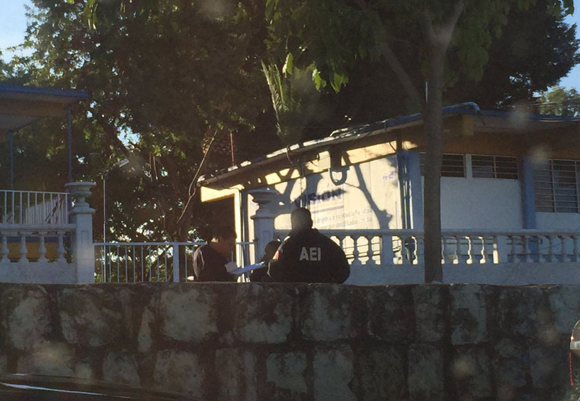 Un herido en balacera en la Facultad de Medicina de la UABJO | El Imparcial de Oaxaca