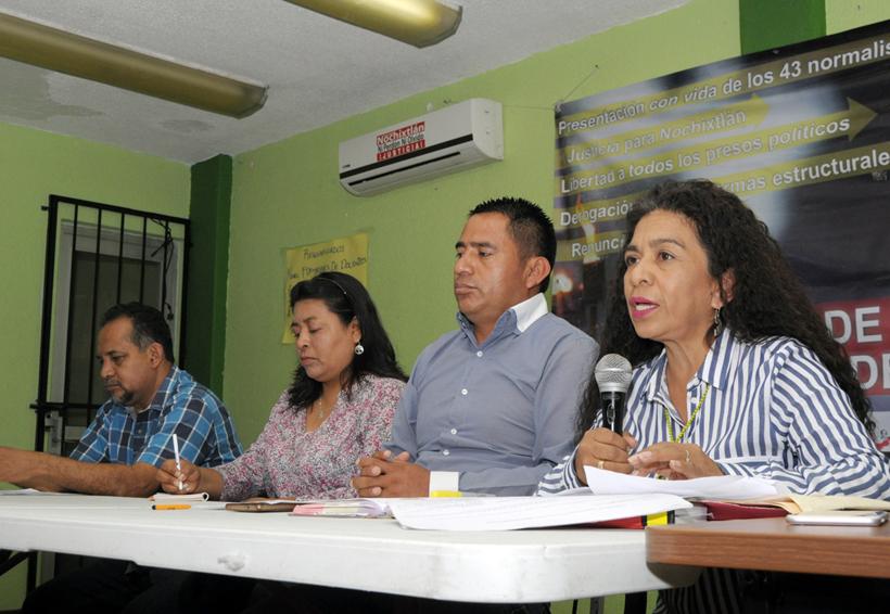 S-22 reclama 150 escuelas en Oaxaca | El Imparcial de Oaxaca