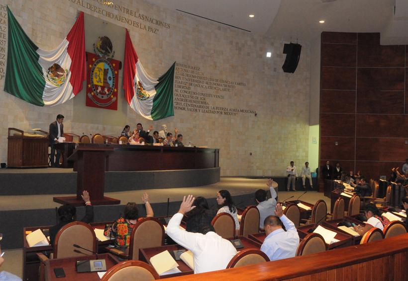 En Oaxaca, diputados aprobarían hoy el PED | El Imparcial de Oaxaca