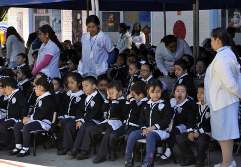 Apenas 4.5% de alumnos de Oaxaca en escuelas privadas | El Imparcial de Oaxaca