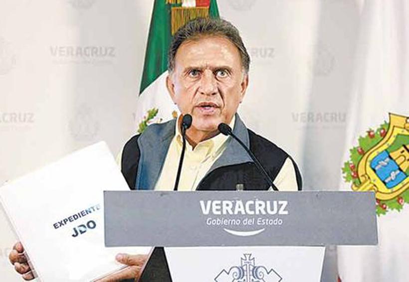 """Esposa de Duarte es """"cómplice directa"""" del saqueo: Yunes   El Imparcial de Oaxaca"""