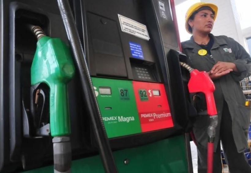 Precio de gasolinas y diésel este jueves   El Imparcial de Oaxaca