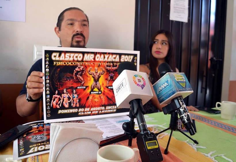 Preparan fiesta del músculo para conformar la selección que viajará a la CDMX | El Imparcial de Oaxaca