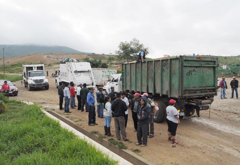 Reabren tiradero de Oaxaca por dos días | El Imparcial de Oaxaca