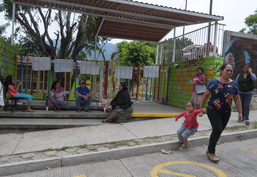 Padres y madres de familia evitarán que maestros de la Sección 22 participen en el paro   El Imparcial de Oaxaca