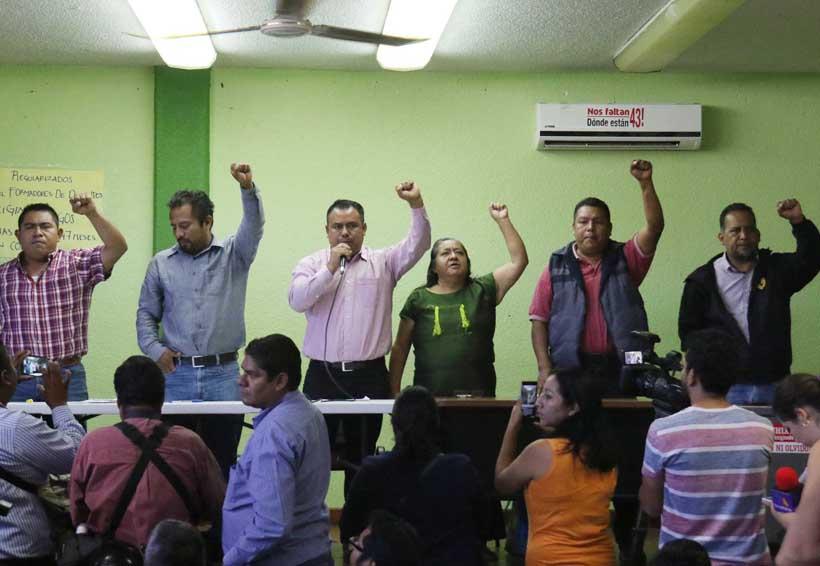 """""""No entrarán idóneos en nuestras escuelas"""": S-22   El Imparcial de Oaxaca"""