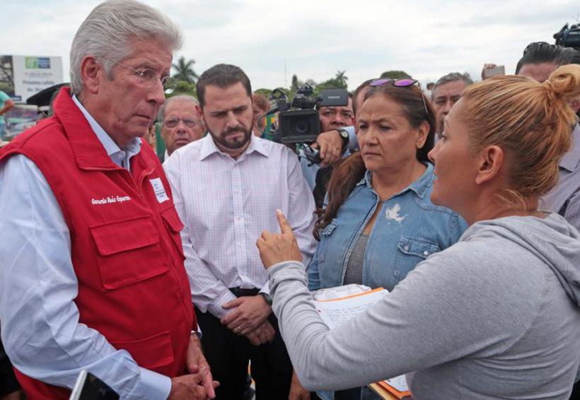 Dan 15 días a Ruiz Esparza y al gobernador de Morelos para comparecer por socavón en Paso Exprés   El Imparcial de Oaxaca
