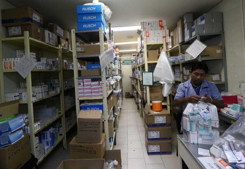 Piden más medicamentos para el Hospital de la Niñez | El Imparcial de Oaxaca