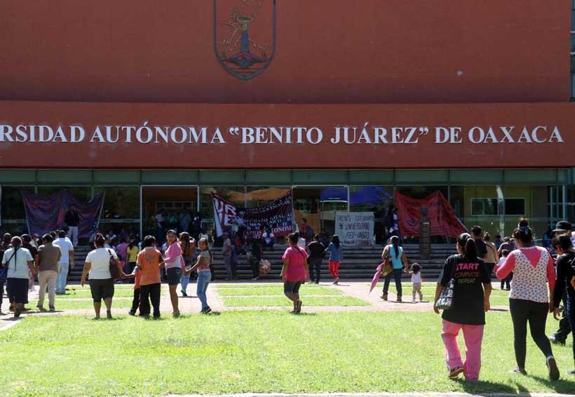 Coinciden protestas en rectoría de la UABJO | El Imparcial de Oaxaca