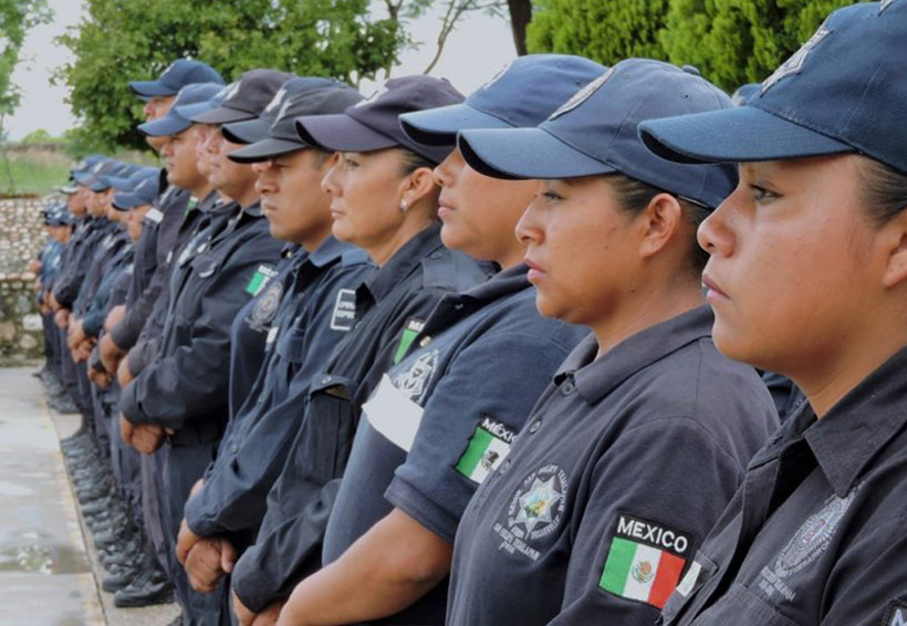 Desairan convocatoria de formación a policías en Oaxaca   El Imparcial de Oaxaca