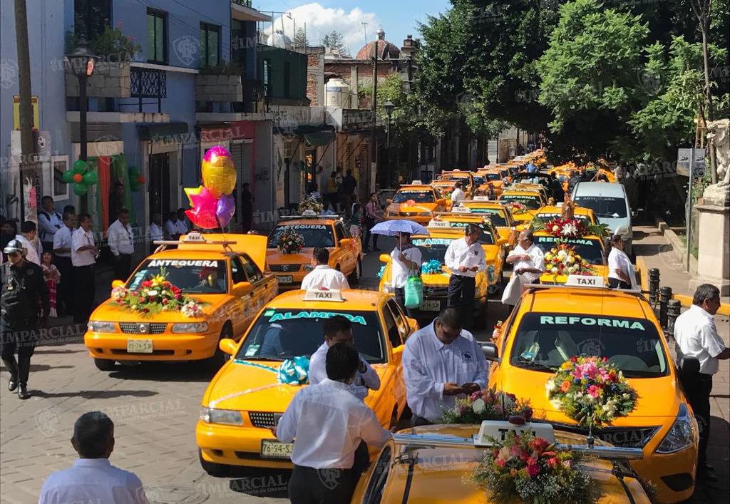 Celebran día del taxista en Oaxaca   El Imparcial de Oaxaca