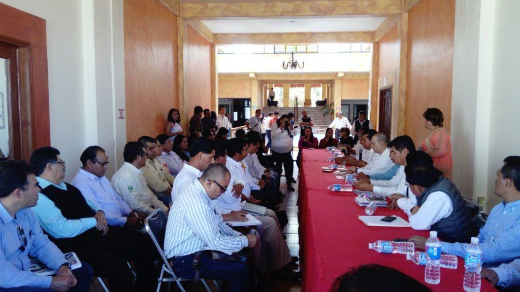 Anuncian proyecto para rescatar zonas arqueológicas en Huajuapan | El Imparcial de Oaxaca