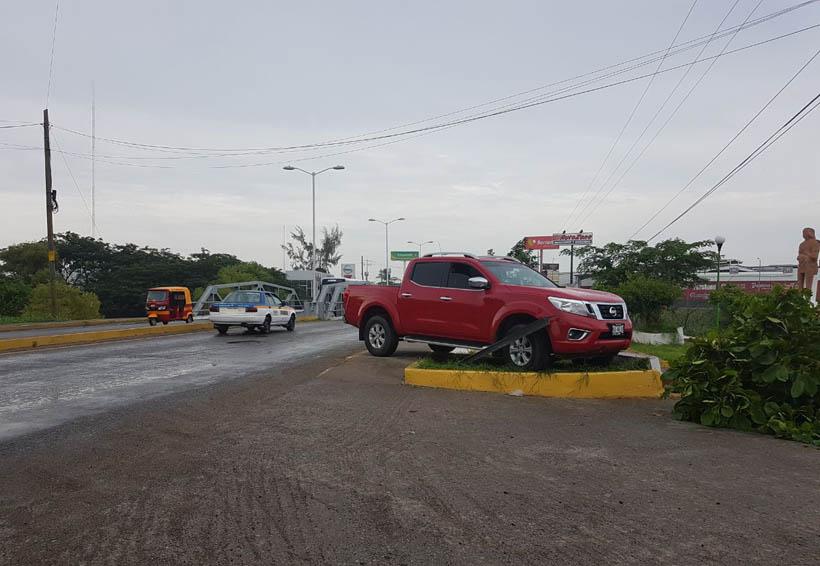 Se accidenta en Juchitán por exceder la velocidad | El Imparcial de Oaxaca
