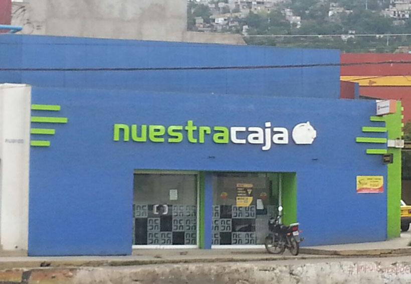 No para la ola de atracos en Oaxaca; asalto armado en financiera Nuestra Caja | El Imparcial de Oaxaca