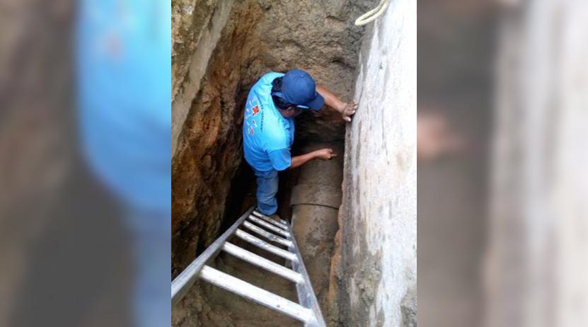 Sin agua Salina  Cruz por ruptura  de línea principal | El Imparcial de Oaxaca