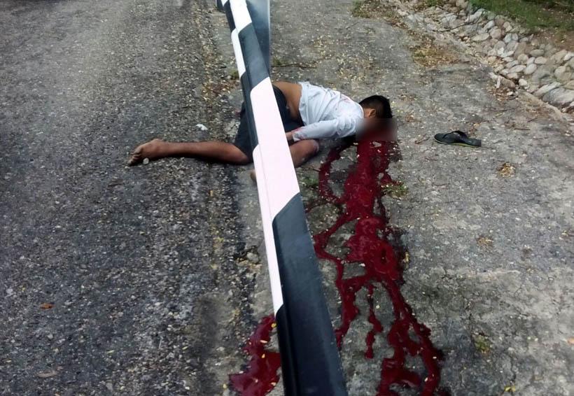 Muere motorista en Huatulco | El Imparcial de Oaxaca