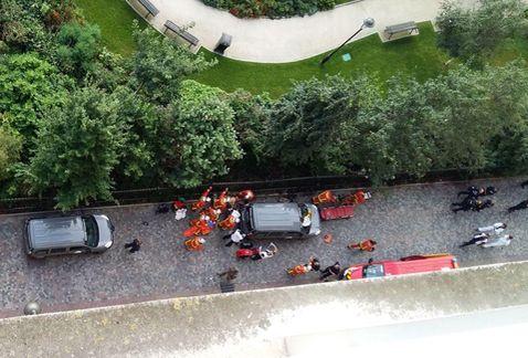Seis militares heridos por atropellamiento en París | El Imparcial de Oaxaca