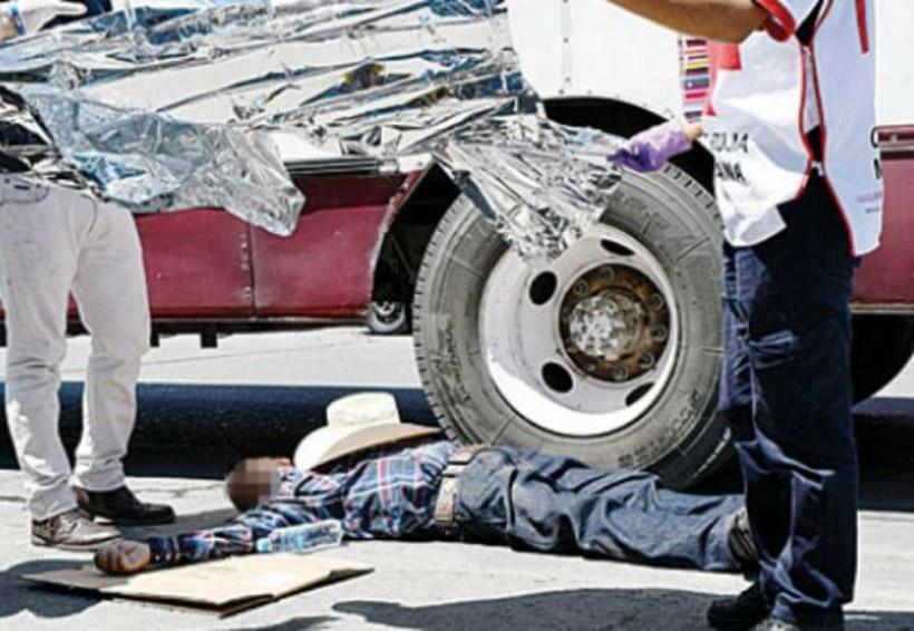 Camión urbano ocasiona muerte a un anciano   El Imparcial de Oaxaca