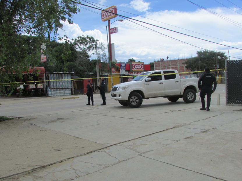 Narcomenudistas  atacan a agentes en Santa Lucía del Camino | El Imparcial de Oaxaca