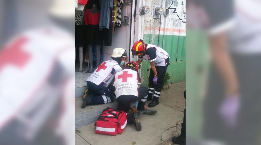 Derrapa en su moto en Santa María Ixcotel | El Imparcial de Oaxaca