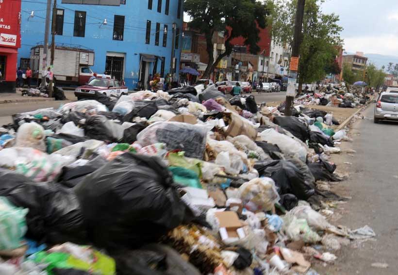 Vuelven a romper acuerdos, crece contaminación en la capital de Oaxaca | El Imparcial de Oaxaca