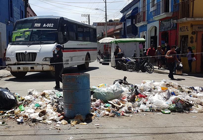 Procesos legales frenan reapertura del basurero municipal de Oaxaca | El Imparcial de Oaxaca