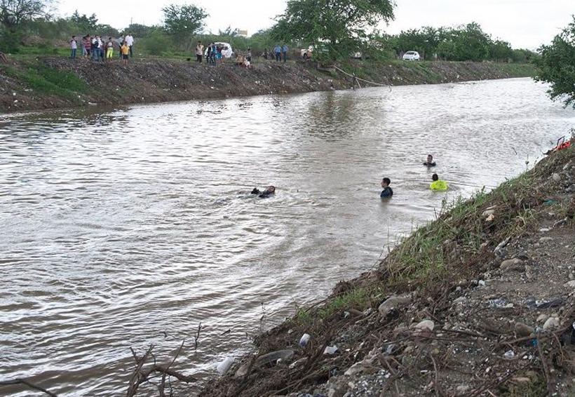 Se metió a bañar a un canal y sucedió lo peor   El Imparcial de Oaxaca