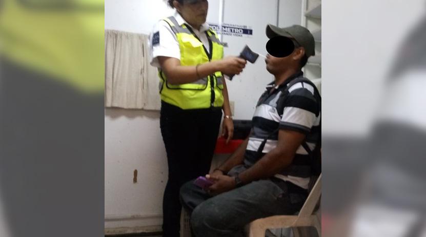 Caen 10 en el alcoholímetro en Oaxaca   El Imparcial de Oaxaca
