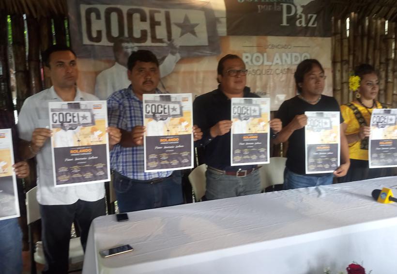 Exigen castigo para  autores de la muerte  de líder coceísta en el Istmo | El Imparcial de Oaxaca
