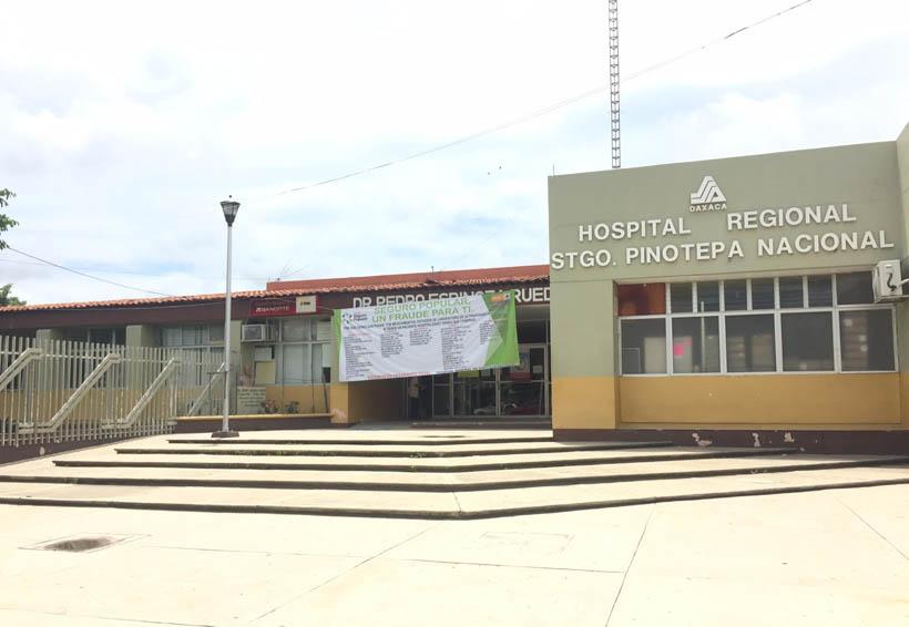 Anuncian paro laboral indefinido en el hospital de Pinotepa   El Imparcial de Oaxaca