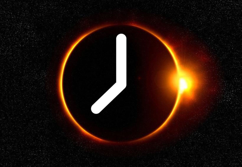 Horarios para ver el eclipse de sol en México | El Imparcial de Oaxaca