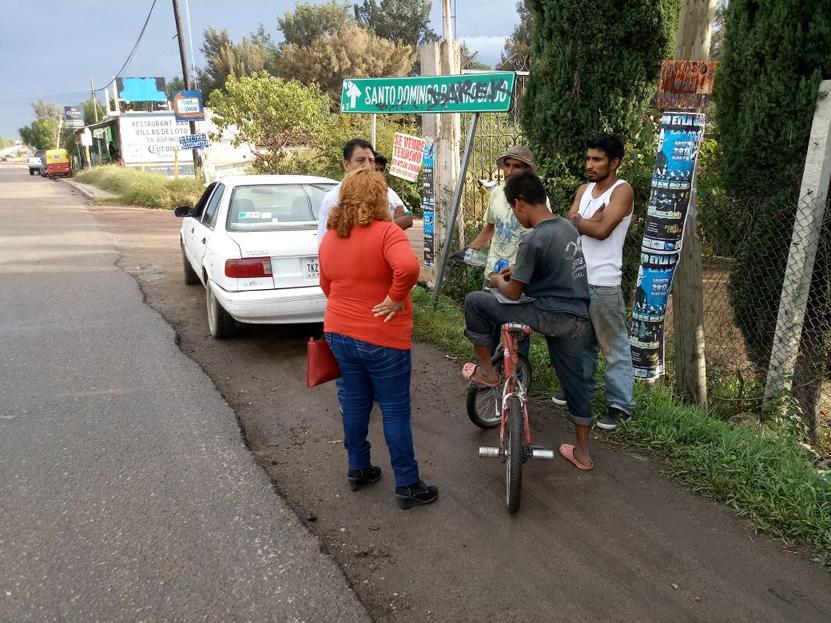 Hallan a niño desaparecido en Etla, Oaxaca | El Imparcial de Oaxaca