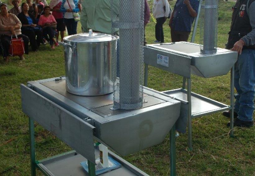 Sólo 30% de 1250 estufas  ha entregado Prospera en la Cuenca, Oaxaca | El Imparcial de Oaxaca