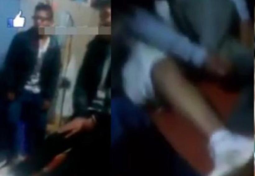 """Video: """"Nero te vas acordar de mi"""", transmiten violación por Facebook   El Imparcial de Oaxaca"""