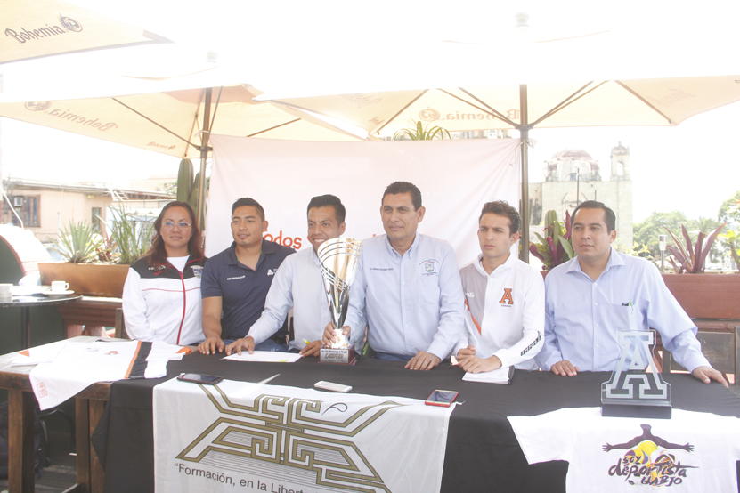 Anuncian la tercera Copa Universitaria | El Imparcial de Oaxaca