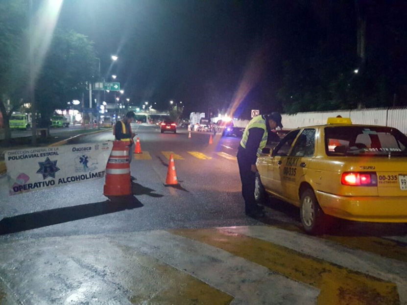Se van al torito 21 automovilistas por conducir en estado de ebriedad   El Imparcial de Oaxaca