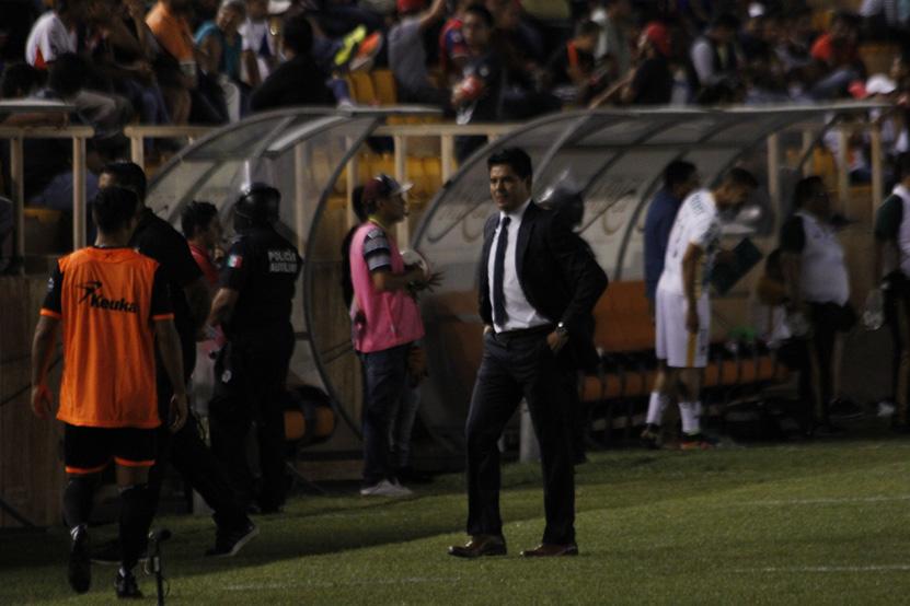 Rubirosa se dijo contento por el triunfo del equipo,  pero se mostró autocrítico | El Imparcial de Oaxaca