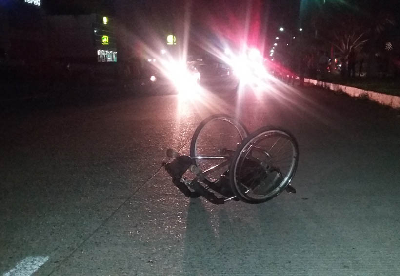 Arrollan a deportista adaptado y escapan; muere mientras recibía atención | El Imparcial de Oaxaca
