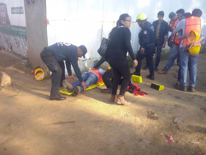 Cafre arrolla a alumnos de La Salle Oaxaca y escapa | El Imparcial de Oaxaca