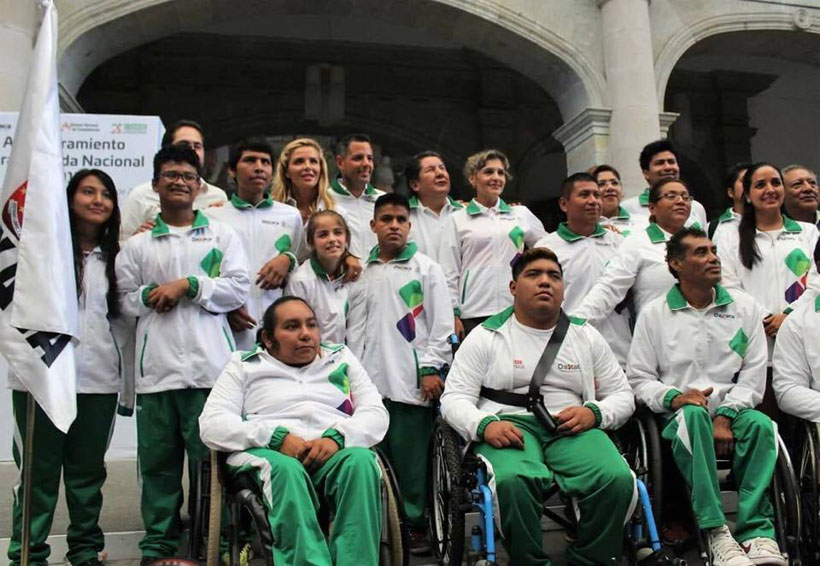 Inicia la cuenta regresiva rumbo a la Paralimpiada, Oaxaca listo   El Imparcial de Oaxaca