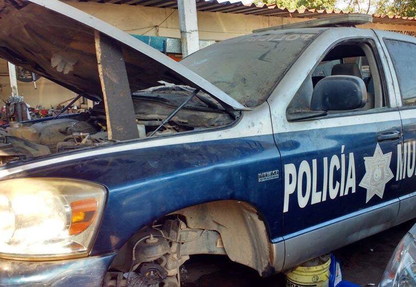 Rescatan vehículos abandonados en Tuxtepec, Oaxaca | El Imparcial de Oaxaca