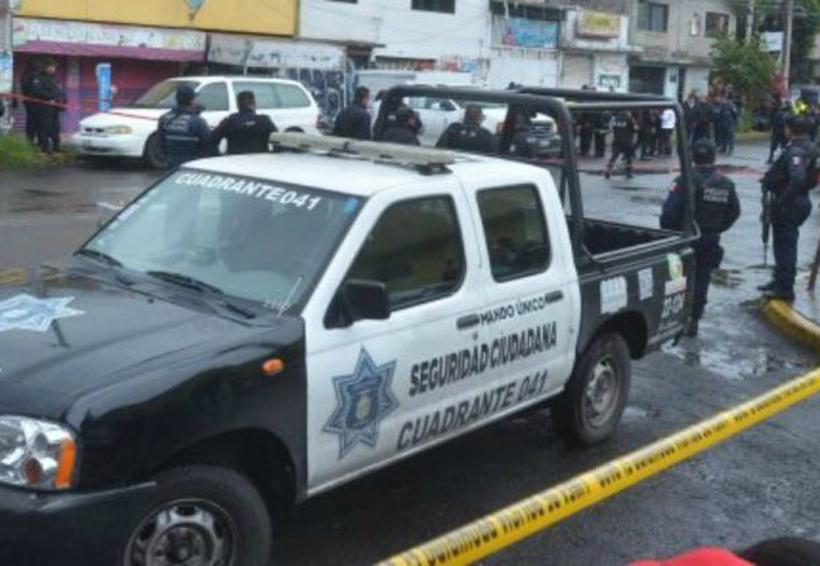 Se investiga homicidio de dos policías | El Imparcial de Oaxaca