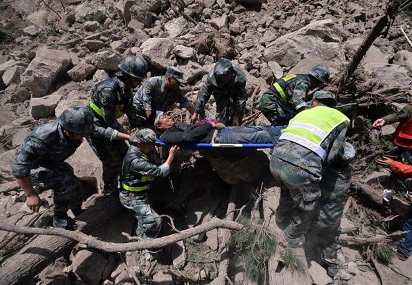 Aumenta cifra de muertos por terremoto en Sichuan, China | El Imparcial de Oaxaca
