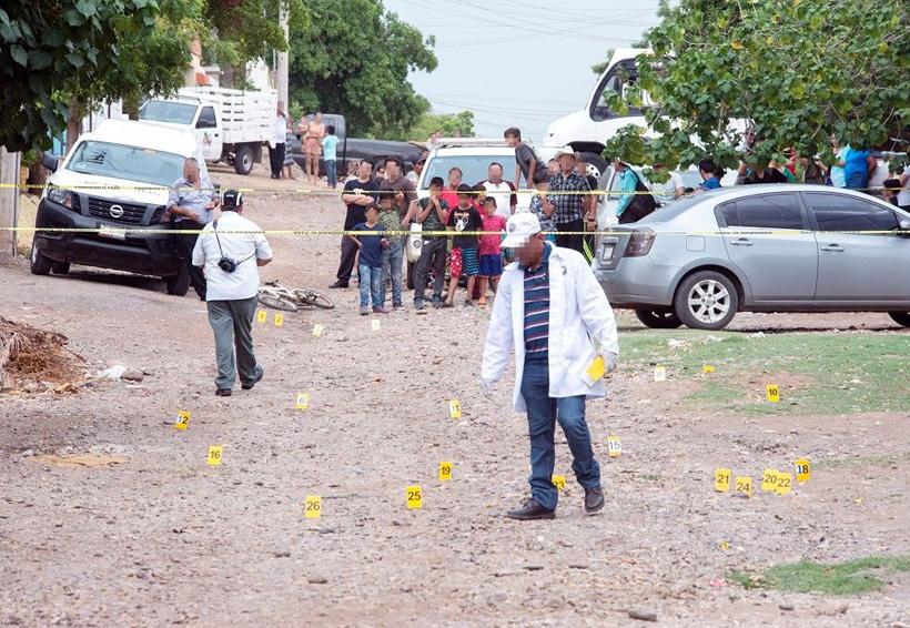 Corrió para salvar su vida; las balas lo alcanzaron | El Imparcial de Oaxaca